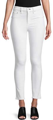 Rag & Bone Skinny High Rise Ankle Jeans