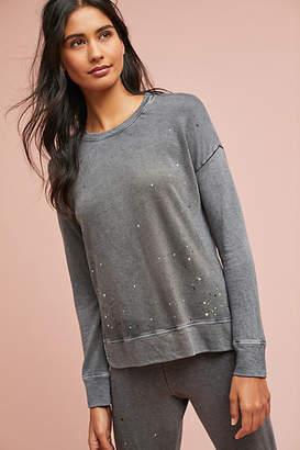 Sundry Paint Splatter Pullover