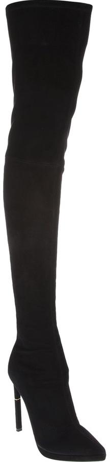 Emilio Pucci thigh high boot