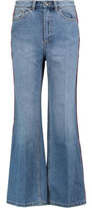 Marc by Marc Jacobs High-Rise Kick-Flare Jeans