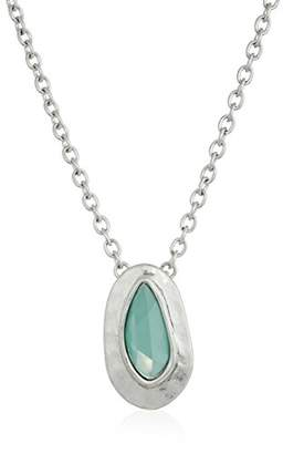The Sak Women's Medium Stone Pendant Necklace