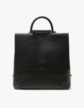 Mini Rucksack in Black $525 thestylecure.com