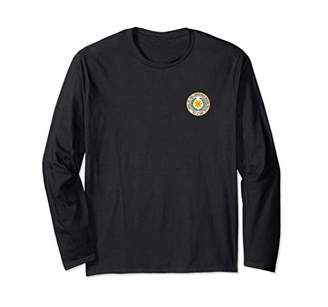 DOUBLE SIDED Seal of the Cherokee Nation Long Sleeve T-Shirt