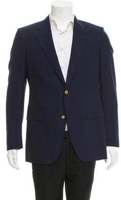 Valentino Wool Two-Button Blazer
