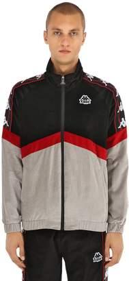 Kappa Authentic Velvet Track Jacket