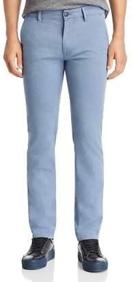 BOSS Schino Textured Slim Fit Pants