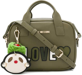 Love Moschino compact Love shoulder bag