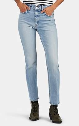 Frame Women's Le Sylvie Slender Straight Jeans - Blue