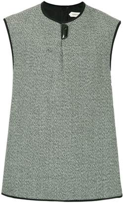 Namacheko contrast trim sweater vest