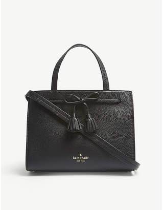 Kate Spade Hayes Street Sam leather satchel bag