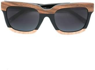 3.1 Phillip Lim Linda Farrow x '93 C2' sunglasses