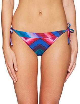 LaBlanca La Blanca Women's Spice Market Side Tie Hipster Bikini Bottom