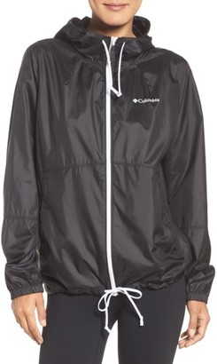 Women's Columbia Flash Forward(TM) Windbreaker Jacket $60 thestylecure.com