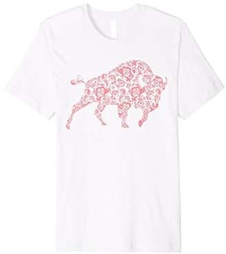 Buffalo David Bitton Flowers Patterns Shirt | Spiritual Gypsy Tee