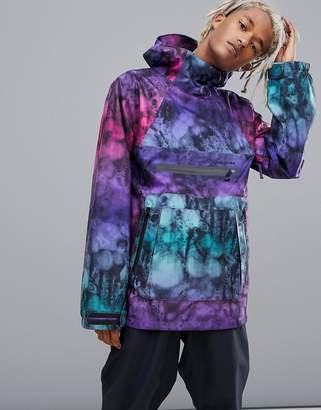 Volcom Brighton Pullover Jacket in Purple