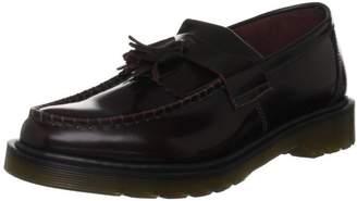 Dr. Martens Unisex Adult Adrian Slip On Shoe, Burgundy