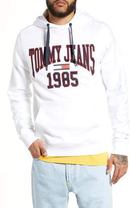 Tommy Jeans Embroidered Crest Logo Hoodie
