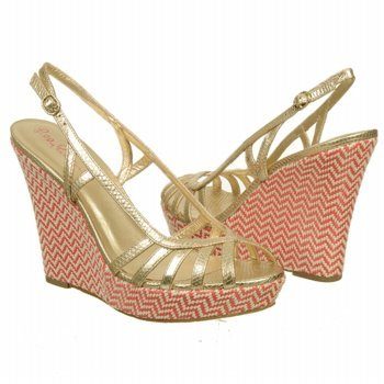 Lilly Pulitzer Women's Sophie Strappy Wedge