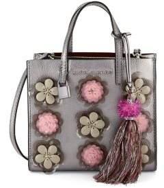 Marc Jacobs Metallic Top Handle Bag