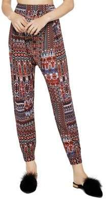BCBGeneration Conquistador Tapestry Harem Pants