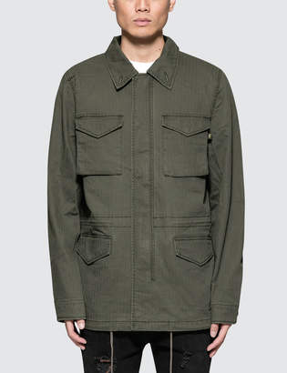 Alpha Industries Revival Decorated M-51 Field Jacket