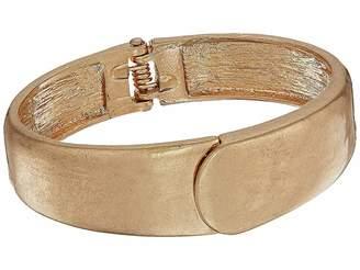 The Sak Small Overlap Hinged Bangle Bracelet