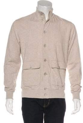 Brunello Cucinelli Knit Mock Neck Sweater