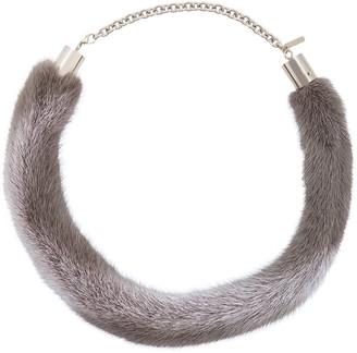 Marni cuff necklace