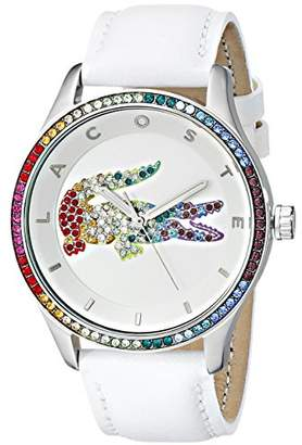 Lacoste Women's 2000822 Quartz Movement Victoria Watch