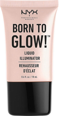 Nyx Cosmetics Born to Glow liquid illuminator $8.50 thestylecure.com