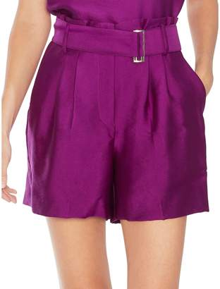 Vince Camuto Classic Pleated Shorts