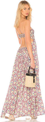 Tiare Hawaii Kai Maxi Dress
