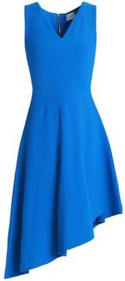 Milly Asymmetric Stretch-knit Dress