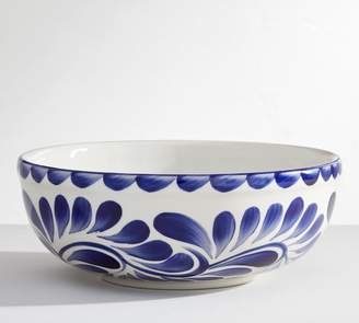 Pottery Barn Puebla Pasta Bowl