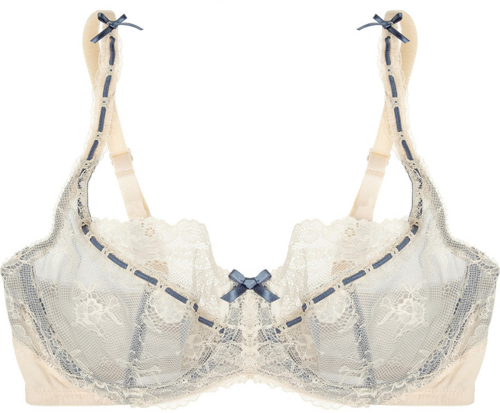 Elle Macpherson Intimates Artistry lace underwired bra