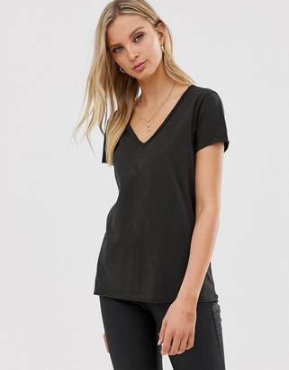 AllSaints emelyn washed t-shirt