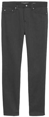 Banana Republic Slim Heathered Traveler Pant