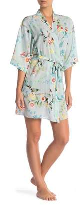 Flora Nikrooz Sleepwear Alison Floral Kimono