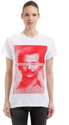 Taboo Pablo Printed Cotton T-Shirt