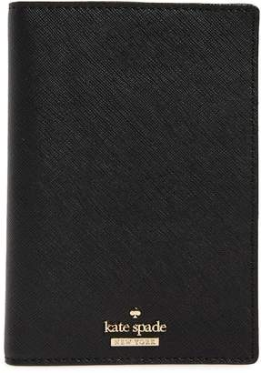 Kate Spade 'cameron Street' Leather Passport Holder