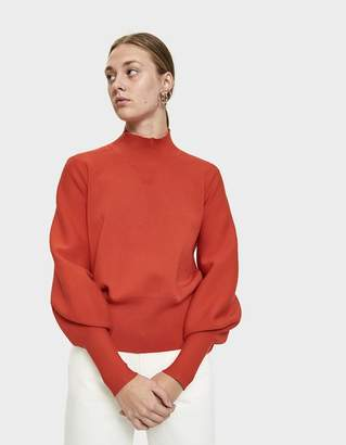 Just Female Alma Bishop Sleeve Sweater