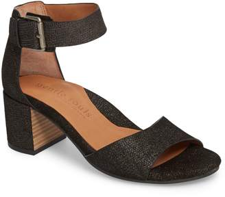 Gentle Souls by Kenneth Cole Christa Block Heel Sandal