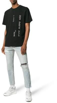 Alexander Wang Credit Card T-shirt
