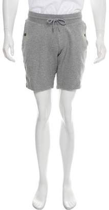 Moncler Terry Cloth Sweatshorts
