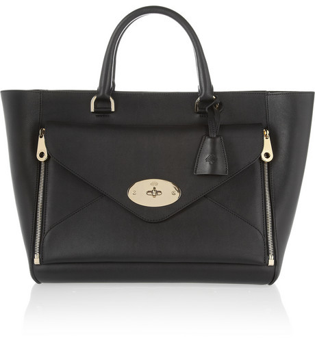 Mulberry The Willow leather tote