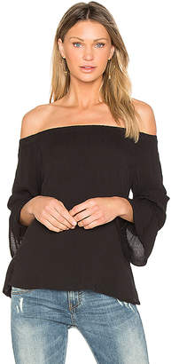 Sanctuary Charlotte Top in Black $79 thestylecure.com