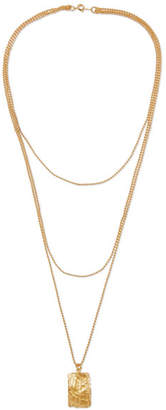 1064 Studio - Gold-plated Necklace