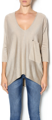 Kerisma Pocket Sweater Top $68 thestylecure.com