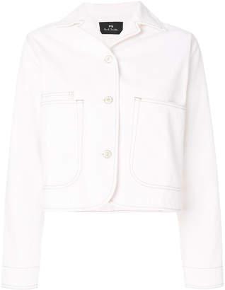 Paul Smith cropped denim jacket