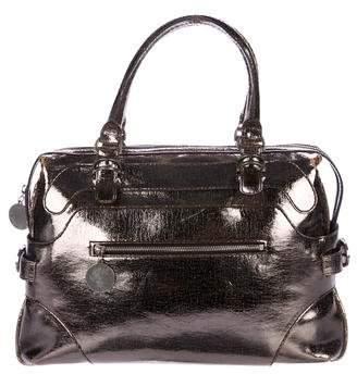 Stella McCartney Metallic Eco Alter Handle bag